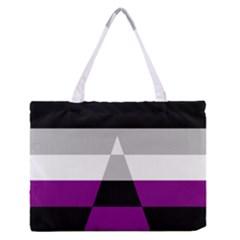 Dissexual Flag Medium Zipper Tote Bag by Mariart