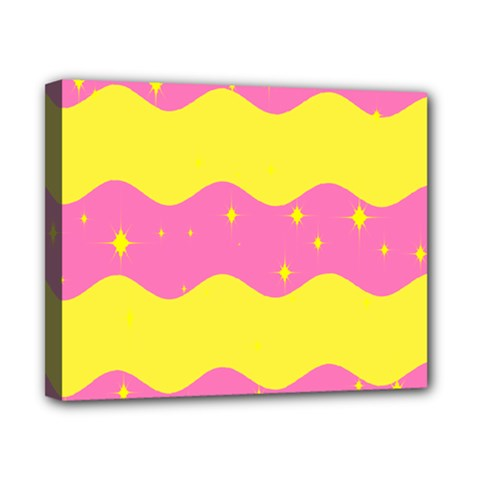 Glimra Gender Flags Star Space Canvas 10  X 8  by Mariart