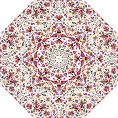 Otomi Vector Patterns On Behance Hook Handle Umbrellas (large) by Nexatart
