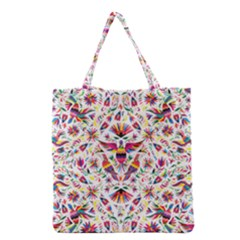 Otomi Vector Patterns On Behance Grocery Tote Bag by Nexatart
