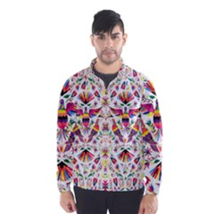 Otomi Vector Patterns On Behance Wind Breaker (men)