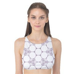 Density Multi Dimensional Gravity Analogy Fractal Circles Tank Bikini Top