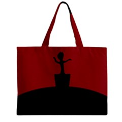 Baby Groot Guardians Of Galaxy Groot Zipper Mini Tote Bag