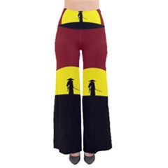 Samurai Warrior Japanese Sword Pants