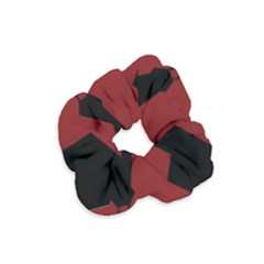 Buck Dear Animal Character Nature Velvet Scrunchie