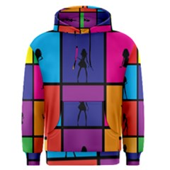 Girls Fashion Fashion Girl Young Men s Pullover Hoodie