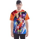 Galactic Flamethrower  - Men s Sport Mesh Tee