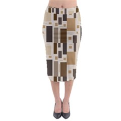 Pattern Wallpaper Patterns Abstract Midi Pencil Skirt
