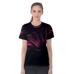 Pattern Design Abstract Background Women s Cotton Tee