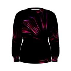Pattern Design Abstract Background Women s Sweatshirt