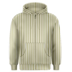 Pattern Background Green Lines Men s Zipper Hoodie