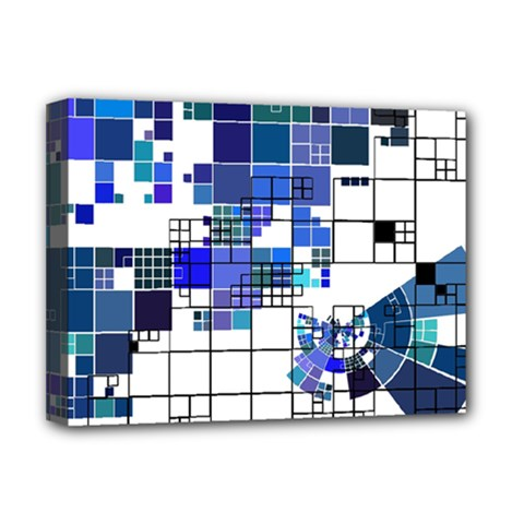 Design Deluxe Canvas 16  X 12   by Nexatart