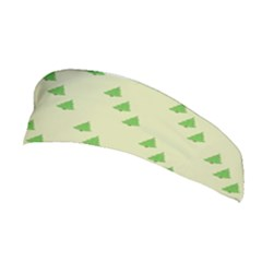 Christmas Wrapping Paper Pattern Stretchable Headband