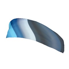 Abstract Pattern Lines Wave Stretchable Headband