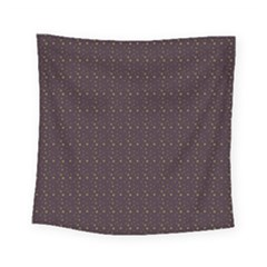 Pattern Background Star Square Tapestry (small) by Nexatart