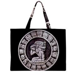 Pattern Motif Decor Zipper Mini Tote Bag by Nexatart