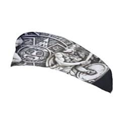 Pattern Motif Decor Stretchable Headband