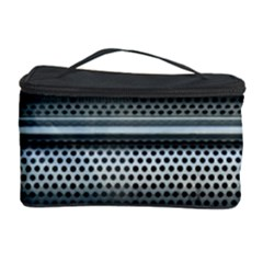 Sheet Holes Roller Shutter Cosmetic Storage Case by Nexatart