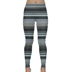 Sheet Holes Roller Shutter Classic Yoga Leggings
