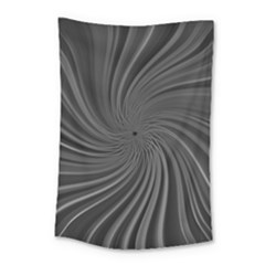 Abstract Art Color Design Lines Small Tapestry by Nexatart