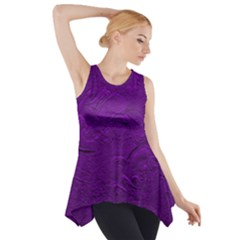 Texture Background Backgrounds Side Drop Tank Tunic