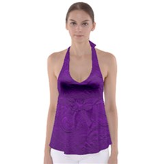 Texture Background Backgrounds Babydoll Tankini Top