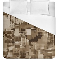 Color Abstract Background Textures Duvet Cover (king Size)