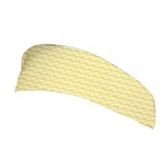 Pattern Yellow Heart Heart Pattern Stretchable Headband