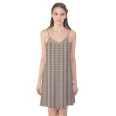 Pattern Background Stripes Karos Camis Nightgown