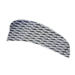 Expanded Metal Facade Background Stretchable Headband
