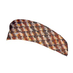 Dirty Pattern Roof Texture Stretchable Headband
