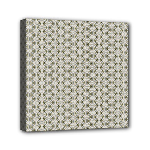 Background Website Pattern Soft Mini Canvas 6  X 6  by Nexatart