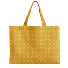 Pattern Background Texture Zipper Mini Tote Bag