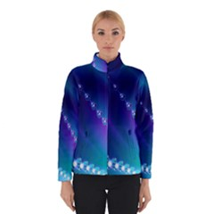 Flow Blue Pink High Definition Winterwear