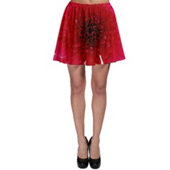 Flower Isolated Transparent Blossom Skater Skirt