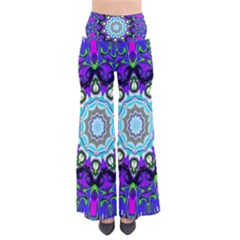 Graphic Isolated Mandela Colorful Pants