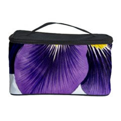 Lily Flower Plant Blossom Bloom Cosmetic Storage Case by Nexatart