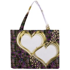 Lover Romantic Couple Apart Mini Tote Bag by Nexatart