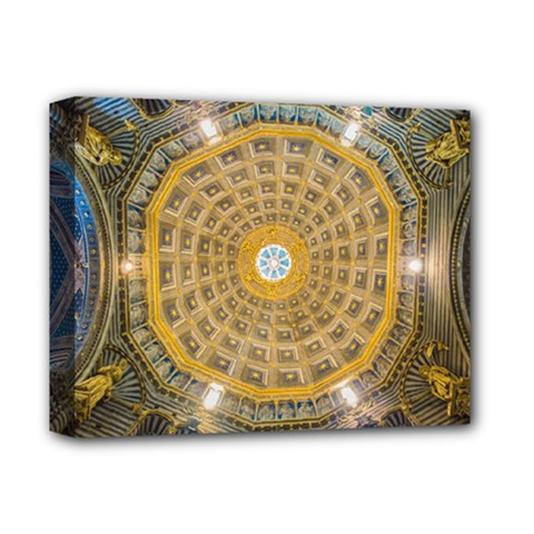 Arches Architecture Cathedral Deluxe Canvas 14  X 11  by Nexatart