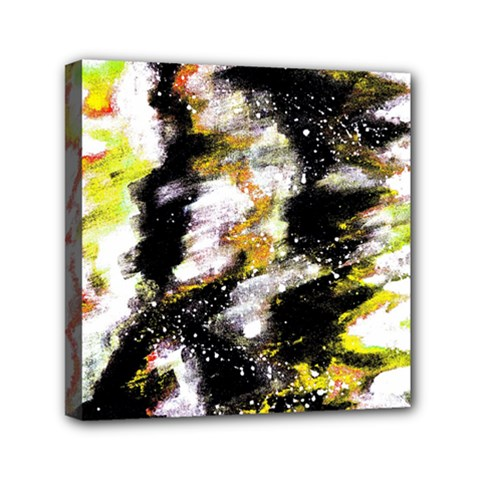 Canvas Acrylic Digital Design Mini Canvas 6  X 6  by Nexatart