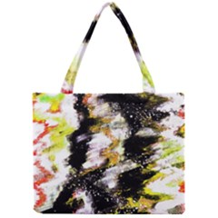 Canvas Acrylic Digital Design Mini Tote Bag by Nexatart