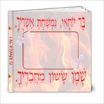 Lag B omer share 17 - 6x6 Photo Book (20 pages)