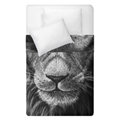 My Lion Sketch Duvet Cover Double Side (single Size)