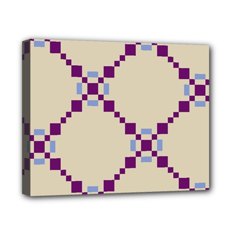 Pattern Background Vector Seamless Canvas 10  X 8