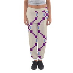 Pattern Background Vector Seamless Women s Jogger Sweatpants by Nexatart