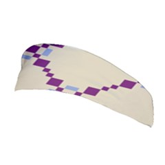 Pattern Background Vector Seamless Stretchable Headband