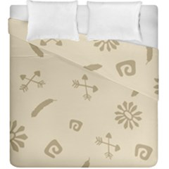 Pattern Culture Seamless American Duvet Cover Double Side (king Size)