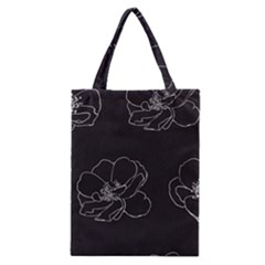 Rose Wild Seamless Pattern Flower Classic Tote Bag by Nexatart