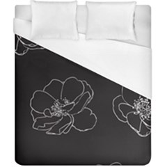 Rose Wild Seamless Pattern Flower Duvet Cover (california King Size)