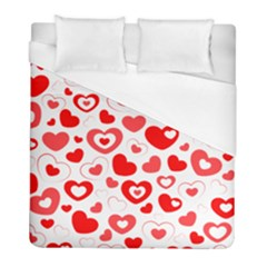 Cards Ornament Design Element Gala Duvet Cover (full/ Double Size)